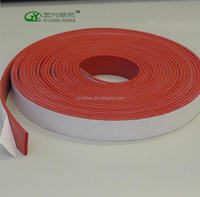 adhesive silicone foam rubber extrusion strip for car windows &doors