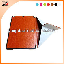 new office promotion gifts 2013 for ipad air transformer design leather case