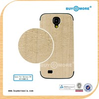 Made in China custom design Wooden PC hard cell phone case for samsung galaxy s4