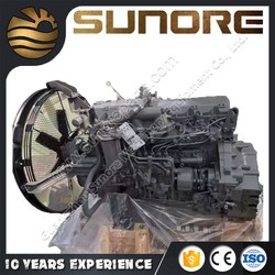 Hot Item Isuzu 6HK1 Engine Assy For Excavator ZX330 ZAX330 Complete Engine Assembly