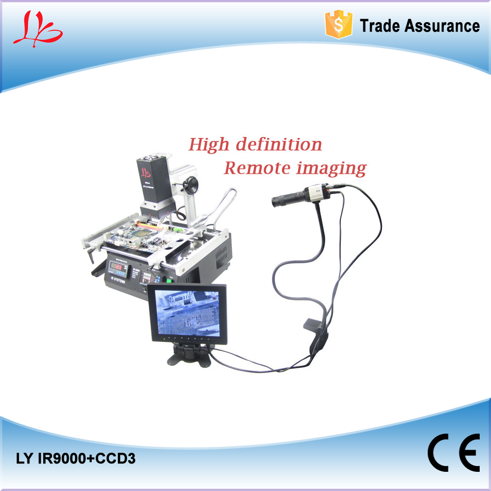 Best combination LY IR9000+CCD3 camera system welding machine