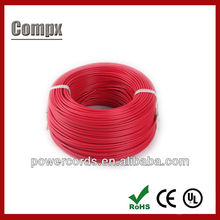 UL 1017 electric wire UL 1017 pvc flexible cable