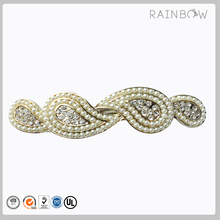 Hair Accessories for Wedding Pearl Hair Rhinestones Barrettes