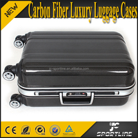 Universal Carbon Fiber Luxury Luggage Carrier