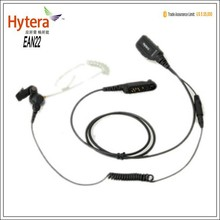 Split type transparent tube headphone EAN22 for X1e and X1p walkie-talkie