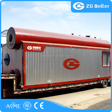 China made gas fired half ton boiler