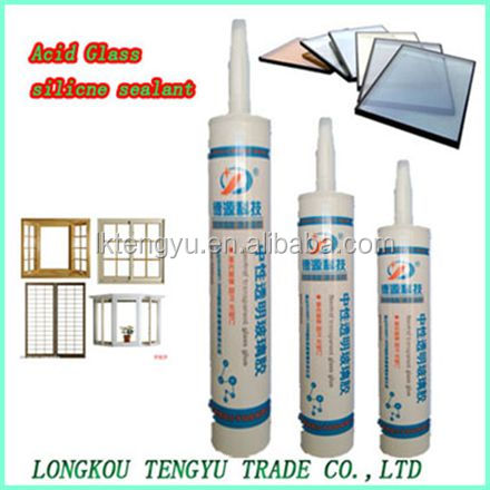 Best Selling Acid silicone sealant