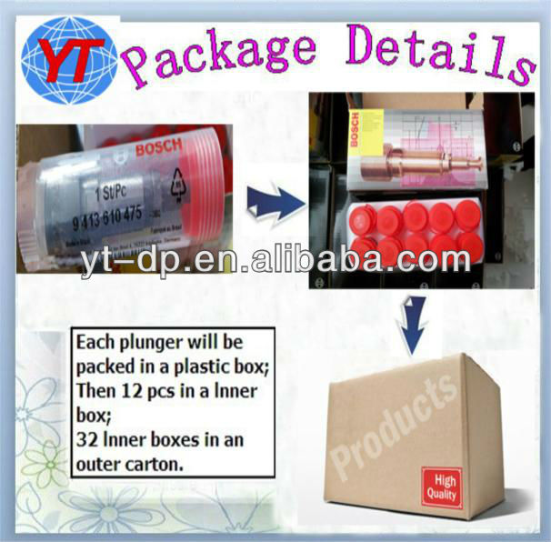 2418455508 plunger and barrel 2455/508