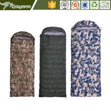 Low price high quality manufacturer Portable & Light weight goose down sleeping bag