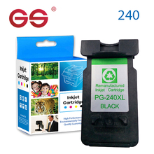 high page PG-240 PG-240XL color ink cartridge for canon