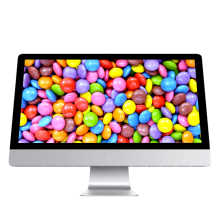 high quality core I3 21.5 inch pc all in one desktop pc in bulk