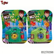 BEN10 camera shape drawing projector toy