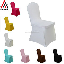Cheap factory price banquet hall chair cover for wedding