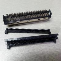 Straight DB Type MDR Connector SCSI 68 Pin Female Connector