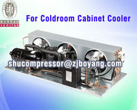 Chilling unit condensers for milk chilling unit Freezing Coldroom Cabinet Cooler mini room cooling system