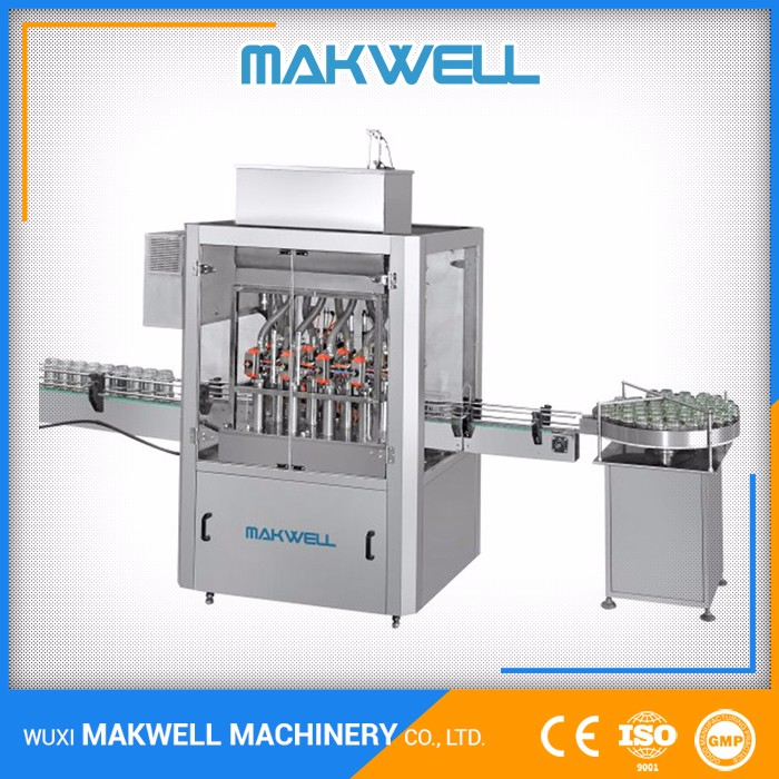 Strict Quality Check Factory High Tech Filling Machine Honey