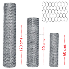 Manufacturer 10MM Hot dipped Galvanized Hexagonal wire mesh