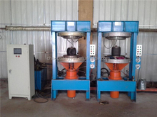 motorcycle tire capsule vulcanizing machine / rubber vulcanizer for making tire capsule