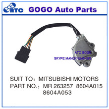 High quality neutral safety switch MR263257 8604A015 8604A053 inhibitor switch for automatic transmission