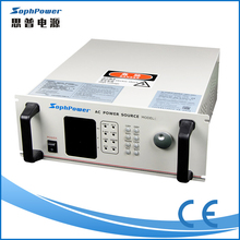 High quality digital display ac power frequency converter