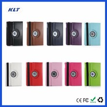 KLT Customized Stand OEM Leather Luxury Case Cover Protective for iPad Mini 1 2 3 4 For iPad Air 1 2 3 Pro
