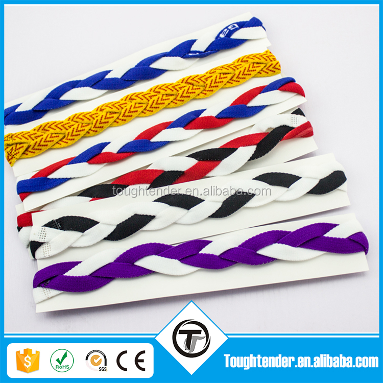 Hot Sale Custom Logo Non-slip Yoga Running Sporting Headband