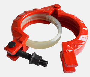 pump pipe clamp
