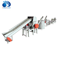200-380kg/h pet bottle crushing washing drying recycling line for Export