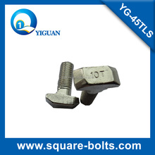 carbon steel hammer head bolts