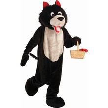 wolf cosplay costume/cartoon character mascot costumes