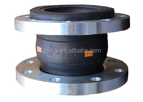 DIN PN16 flexible rubber expansion joints