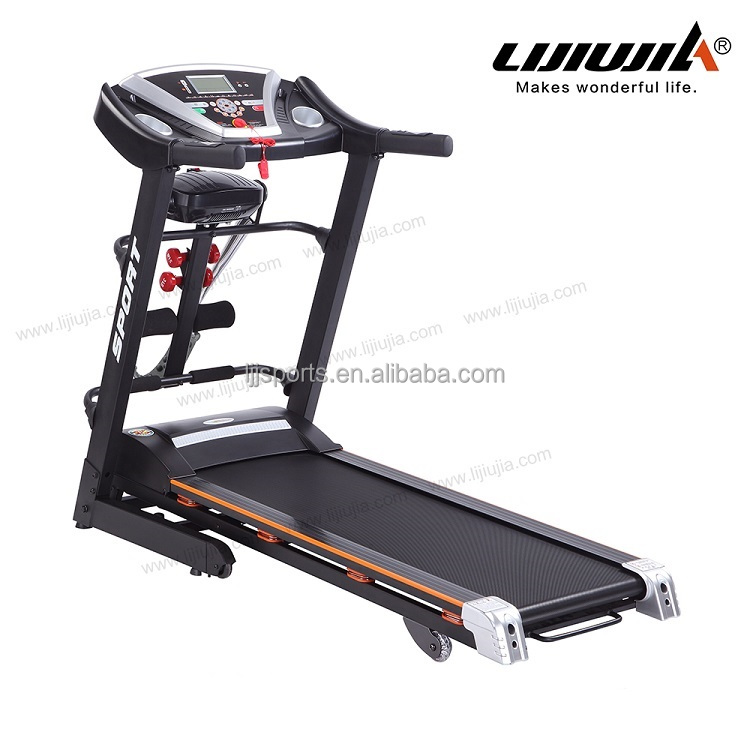 home gym parts 220v 50hz folding electric treadmill running machine