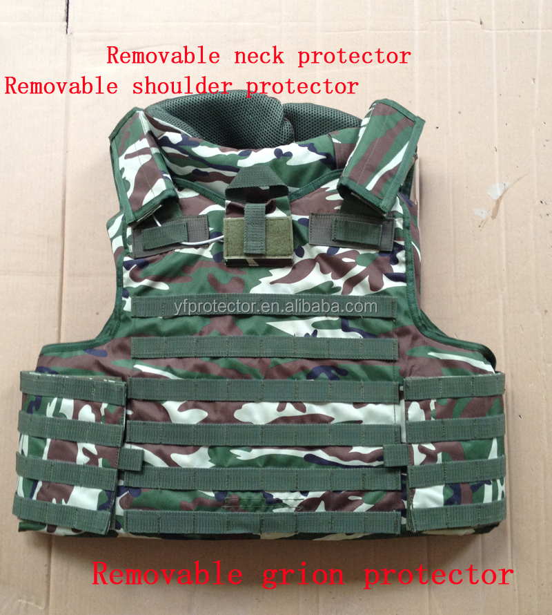 NIJIIIA BULLET PROOF VEST