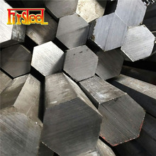 Competitive price construction material hexagonal bars carbon steel