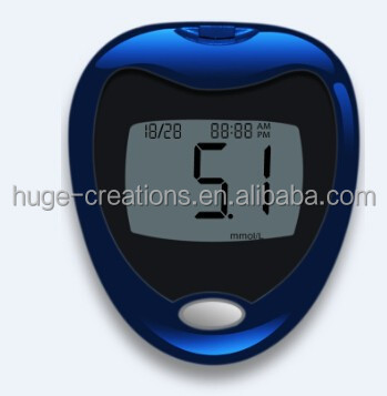 blood glucose meter price/ blood glucose monitor/ blood glucose test device AH-4103A