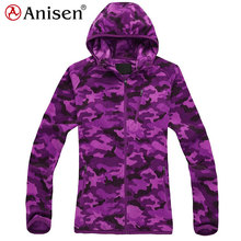 manufacturers in china wholesale custom windproof hoodies woman hunting jacket