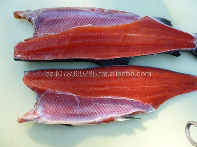 Whole Round, IQF, Block frozen Seafood