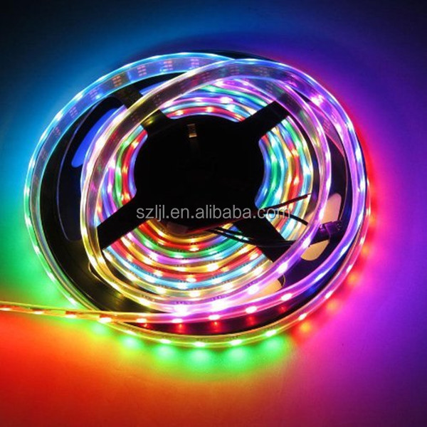 Color Changing WS2812B Waterproof LED Strip Tape Light 5050