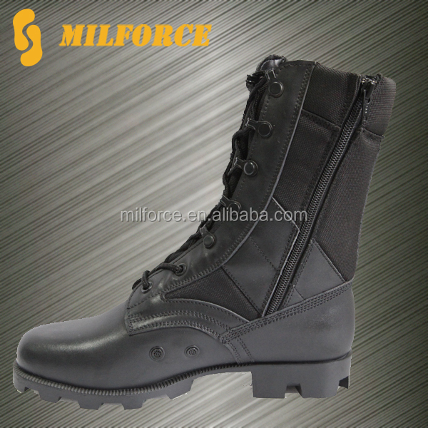 wholesale police tactical boot cheap leather liberty jungle boots