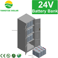 Long life solar battery 24v 24 volt 200ah