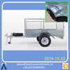 Tandem Box Trailers / cage trailer / box utility trailer