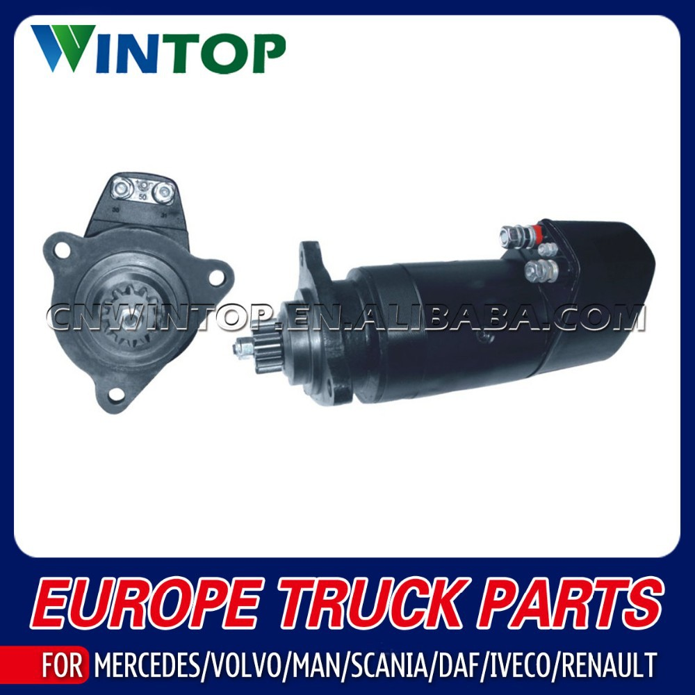 High Quality Auto Starter Motor Parts For Volvo 3095060/0001417065
