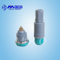 P Series Plastic Connector Substitute for fixed Socket