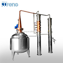 500L Alcohol distillation plant copper still rum vodka gin distiller