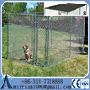 2017 popular heavy duty black dog kennels two doors large animal cage/ dog cages/ pet kennels