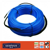 30/50/60/100 Sqft 120v electric radiant floor heating cable system