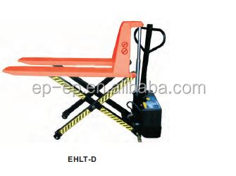 Material handing solution Electric high lift pallet truck EHLT1000-D/EHLT1000-S