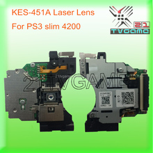 Original Optical Pickup Head KES-451A For PS3 Slim Replacement Laser Lens KES-451A Without Deck For PS3 Slim 4200