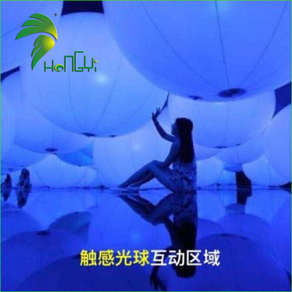 inflatable led balloon8