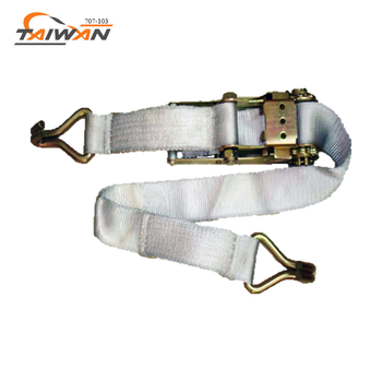 best customized cargo ratchet lashing strap belt